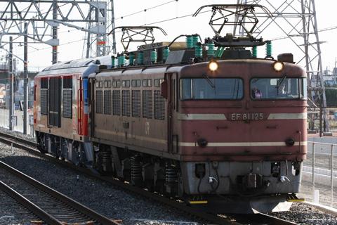 【JR貨】DF200-114甲種輸送