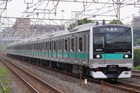 【JR東】E233系マト1編成東急出場