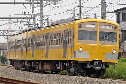 【西武】新101系271F出場試運転