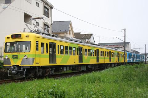 【流鉄】元西武新101系譲渡車甲種輸送