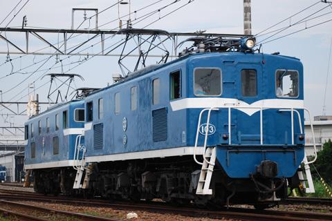 【東武】50050系51066F秩父線内の輸送