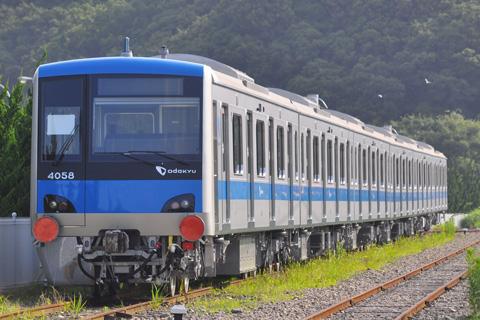 【小田急】4058F(新宿側6両)甲種輸送