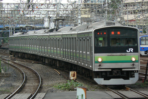 【JR東】205系H3編成 臨時回送