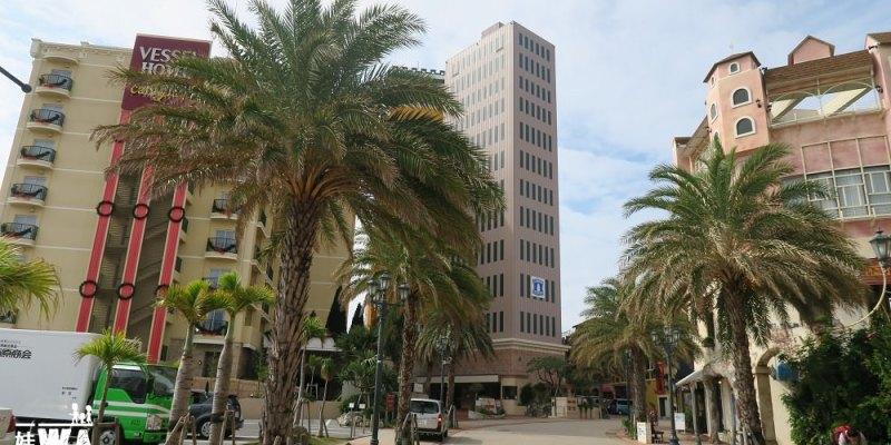 【沖繩飯店】沖繩坎帕納船舶酒店,美國村內飽覽日落沙灘,Vessel Hotel Campana Okinawa