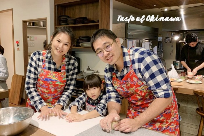 【沖繩景點】Taste of Okinawa,市場親自採買食材、親手製作沖繩料理 (親子亦可)