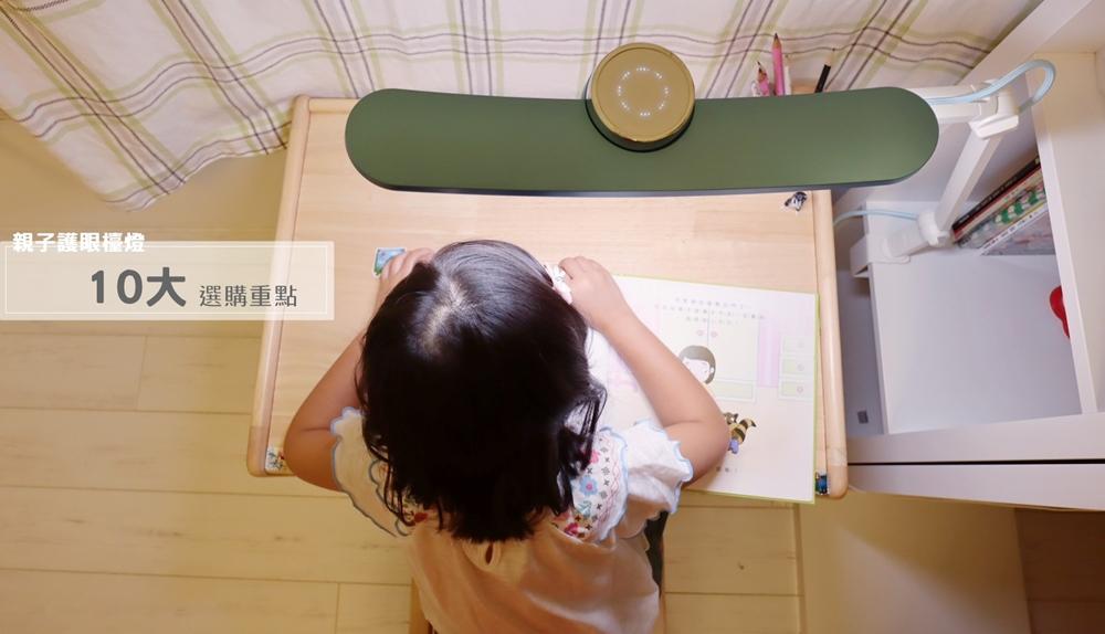 BenQ WiT MindDuo光學升級版推薦 親子共讀護眼智慧檯燈怎麼選?小一兒童房必備