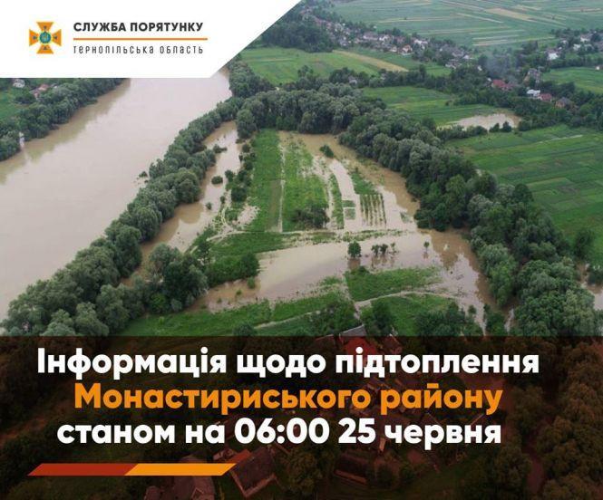 Через негоду на Тернопільщині найбільше постраждало три ...