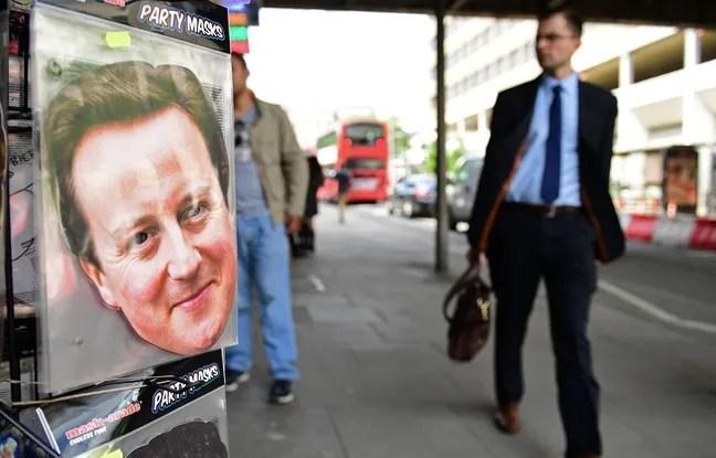 Le Premier ministre britannique David Cameron a perdu son pari... Le Brexit l'a emporté le 24 juin 2016.