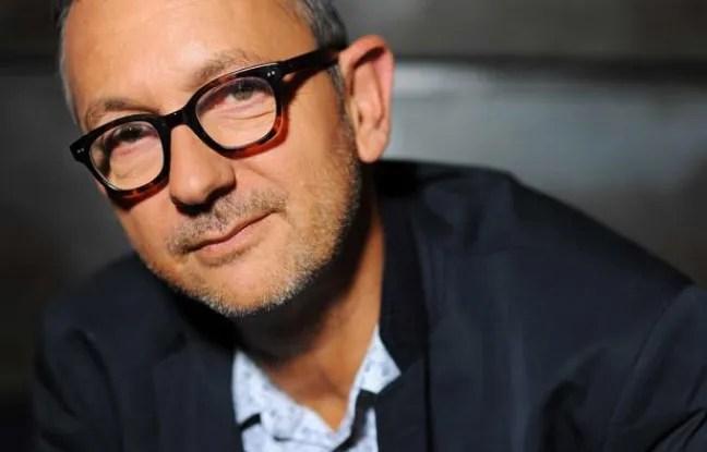 Le journaliste Philippe Cohen en 2010.