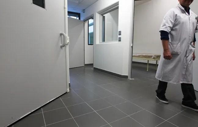 Nouvel hopital de psychiatrie du CHU de Purpan. Toulouse, FRANCE-7/10/13