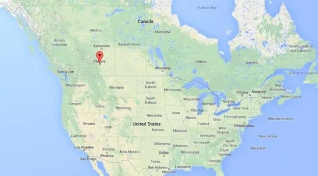 Canada Arrt En Tat Divresse Il Vole La Voiture De Police
