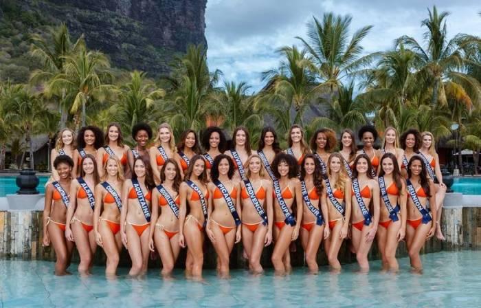 Miss France 2019 : Les candidates se dévoilent en maillot de bain !