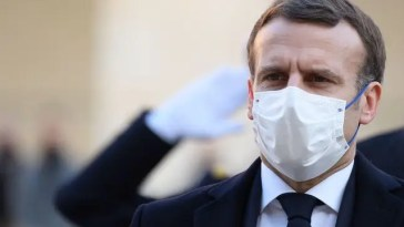 Macron annonce un statut de « Mort pour le service de la République » pour les soignants