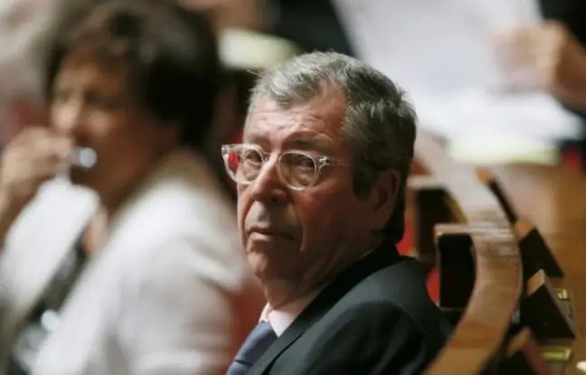 Le député et maire de Levallois-Perret Patrick Balkany, à l'Assemblée nationale à Paris le 23 juin 2015