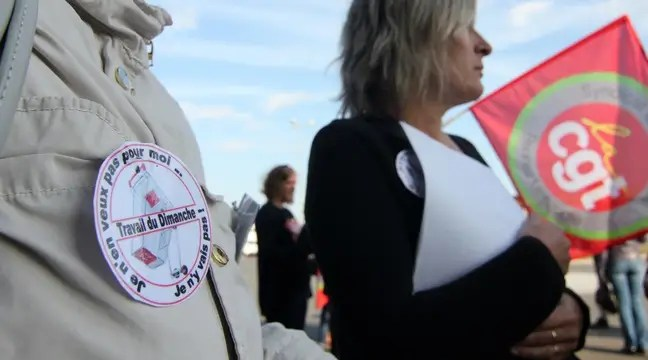 Grande distribution: Face à «l'hémorragie sociale» la CGT appelle à la grève le week-end de Pâques