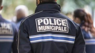 La moitié des policiers municipaux à l'arrêt en raison du Covid