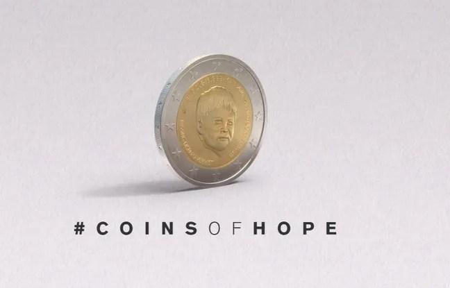 Une pièce de 2 euros pour ne pas oublier les enfants disparus