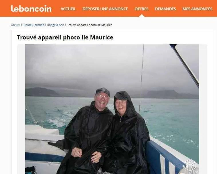 Une Haut-Garonnaise recherche des touristes sur le site Le Bon Coin, pour leur restituer des photos de vacances.