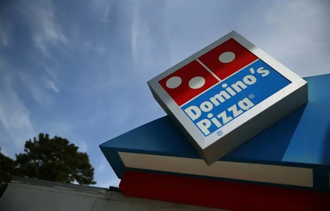 La franchise de restauration rapide Domino's Pizza