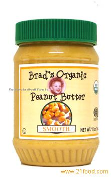 Organic Peanut Butter productsUnited States Organic