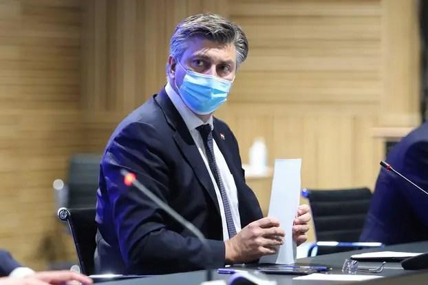 Zagreb: Predsjednik Vlade na potpisivanju Ugovora o osnivanju Fonda za obnovu
