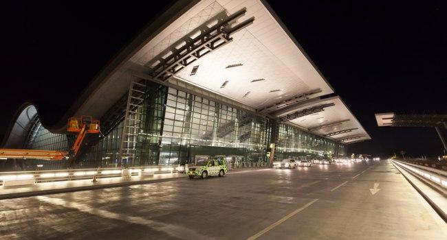 Какой аэропорт лучше доха или дубай снять жилье в доминикане