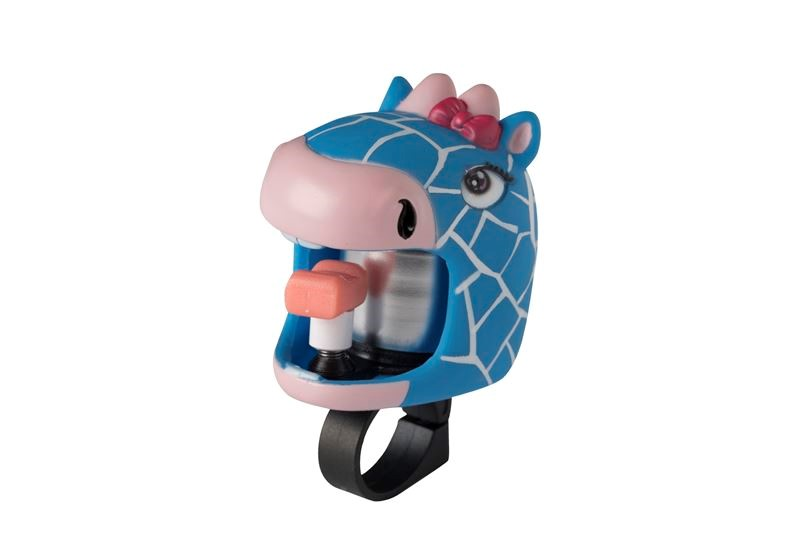 長頸鹿鈴噹-藍色 - 蔓侒菲國際時尚品牌