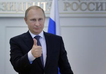 Fotó: Alekszej Druzsinyin / AFP / RIA Novosty