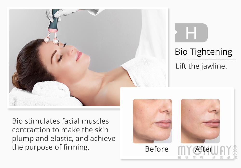 bio face lifting machine