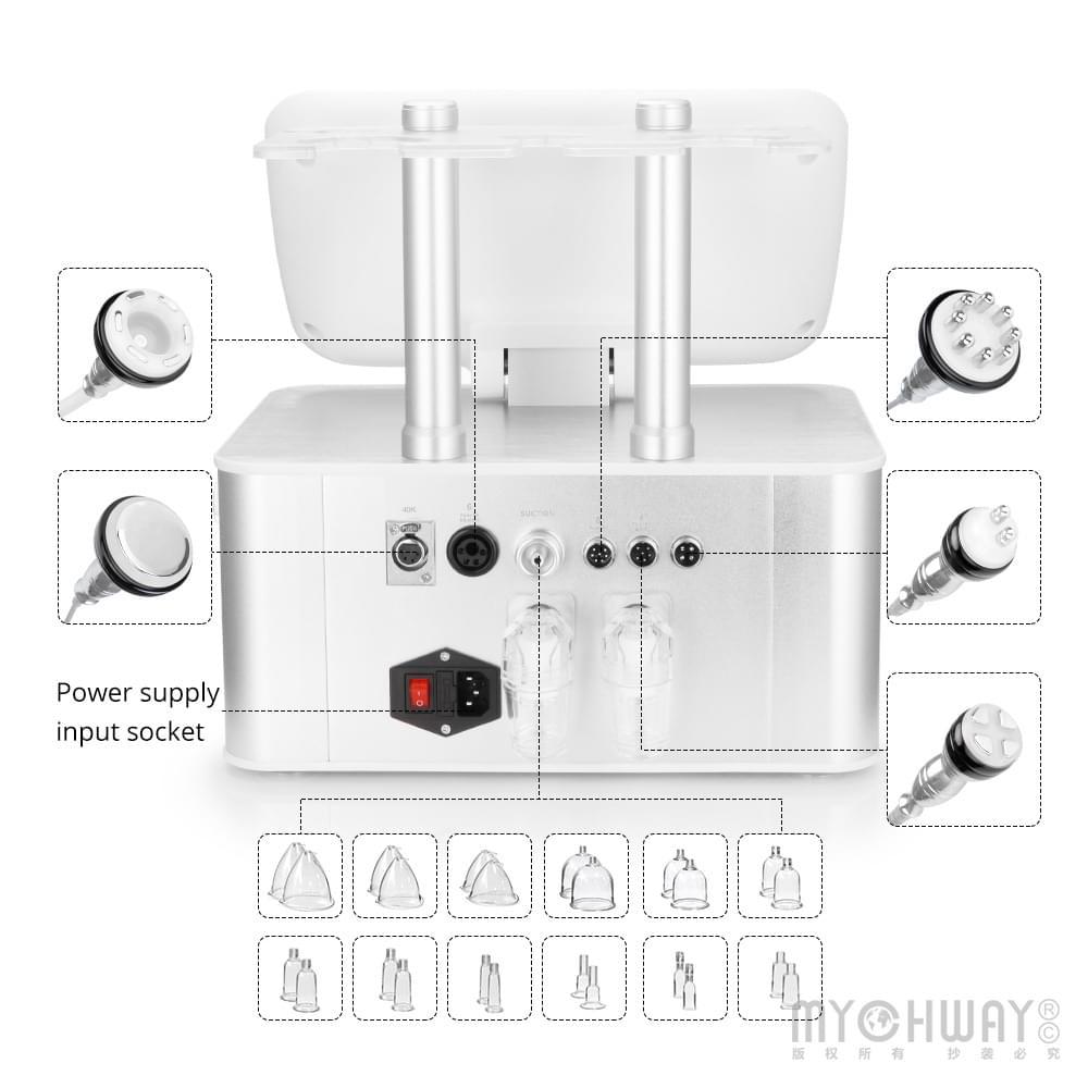 vacuum cavitation machine