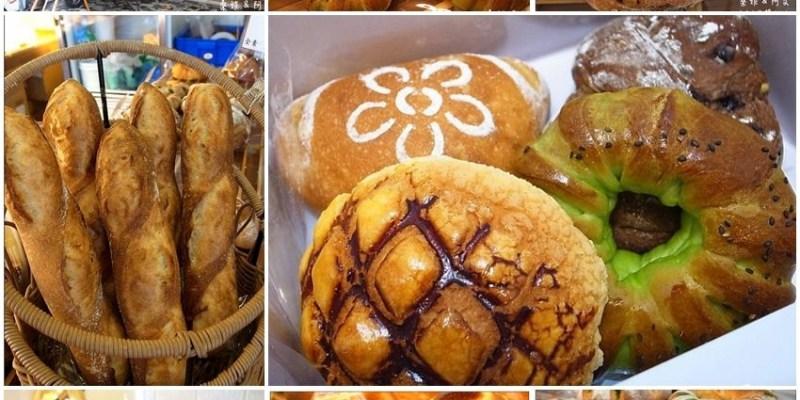 【台南北區】咿吉麵包坊,簡單樸實的美味,用心製作的平價麵包坊!