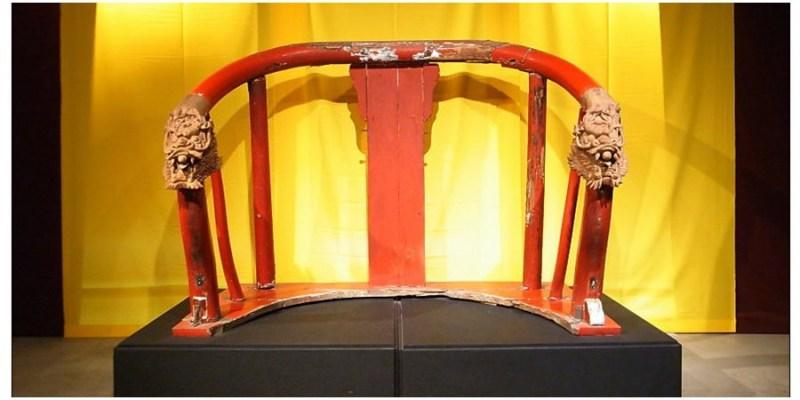 【台南仁德】一把天后的座椅,引發跨界的藝術創作-家具博物館。眾神的狂歡工藝展