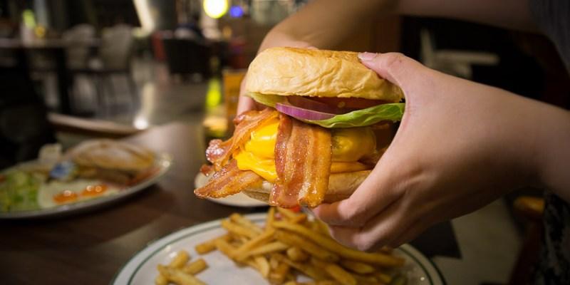 【台南】高雄開來台南的美式漢堡店~還有早午餐、義大利麵多種選擇唷! JC CLUB台南店