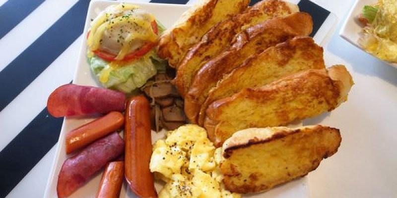 【苓雅】仁智街裡的美味早午餐~覺味廚房