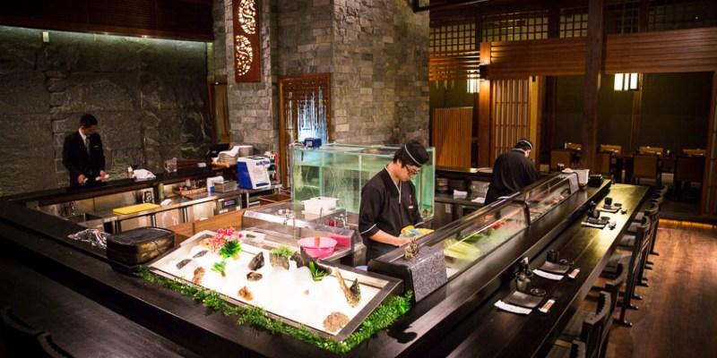 【台南永康區】桂田酒店-本家日式庭園日本料理餐廳➤聚餐聚會的好所在,美味日式料理推薦!