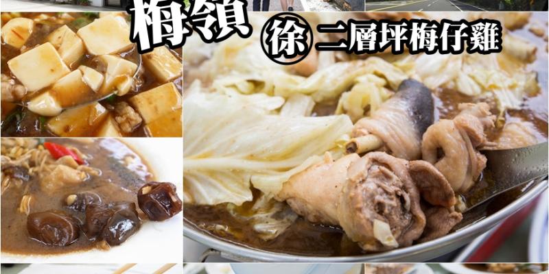 【台南楠西區】梅嶺就是要吃梅子雞 二層坪梅仔雞!!妞寶大爺吃貨食食記!!