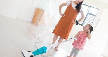 【開箱】工廠直營的無名吸塵器,平價簡單款,一機兩用,三大刷頭,實用!方便收納!