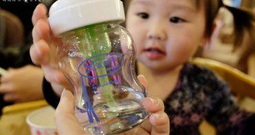 ∥育兒∥GMP BABY布朗博士➤防脹氣寬口奶瓶,輕鬆餵飽飽喝奶不哭鬧!