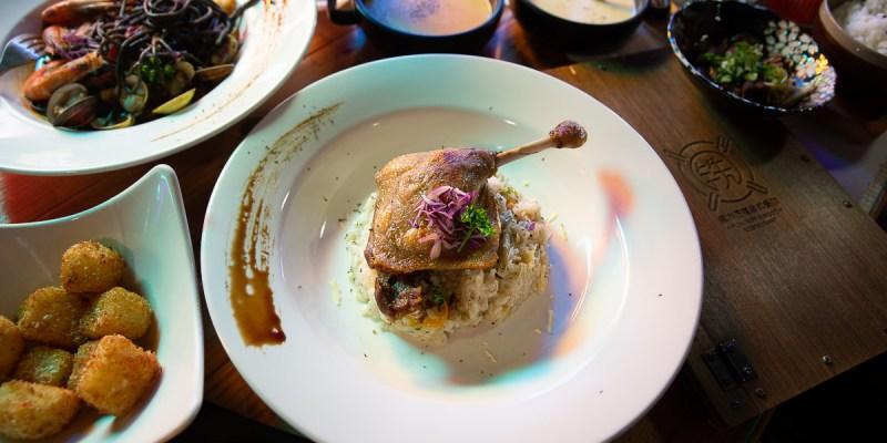 【台南永康美食】新菜單分享!! 藏在小路內的特色餐廳~鐵木匠複合式餐廳