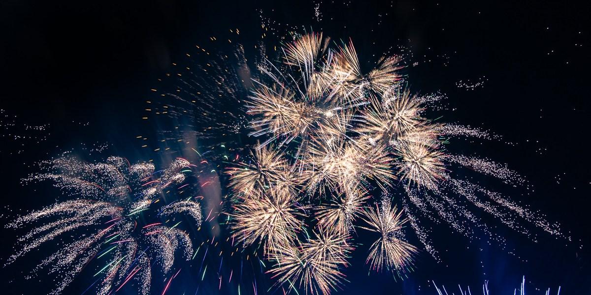 【鹿耳門聖母廟煙火(照片影片)】這是我第一次在聖母廟裡那麼近的看煙火!!! 2019台南土城正統鹿耳門聖母廟!一年一度國際高空元宵煙火真的必看!!