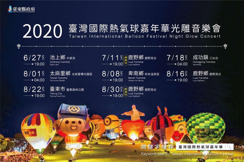【活動】2020台東熱氣球嘉年華攻略懶人包!6/29正式開始~台東光雕節懶人包!! 來台東的住宿推薦~