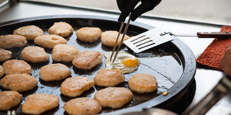 【台南肉粿/安南區美食】早上來碗熱騰騰的肉粿,覺得人間美味啊!早餐必吃的美味肉粿!楊家手工蔥抓餅/肉粿