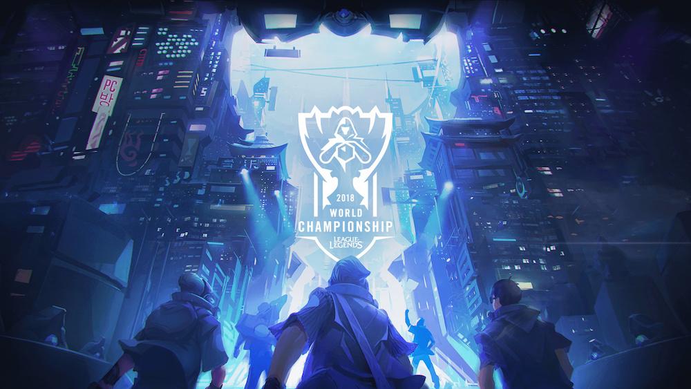 《英雄聯盟》2018世界大賽在韓國!洲際賽7月中國登場 | 4Gamers
