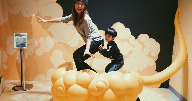 東京旅行|池袋太陽城動漫室內樂園 J-WORLD ,七龍珠迷必去!