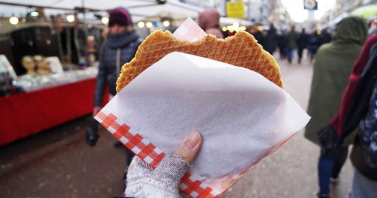 荷蘭美食 令人難忘的荷蘭小吃:果汁、吉拿棒、荷蘭煎餅、生鯡魚