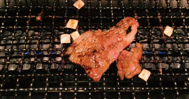 東京美食|日本必吃燒肉 敘敘苑 ,肉質超棒價格划算的午間套餐