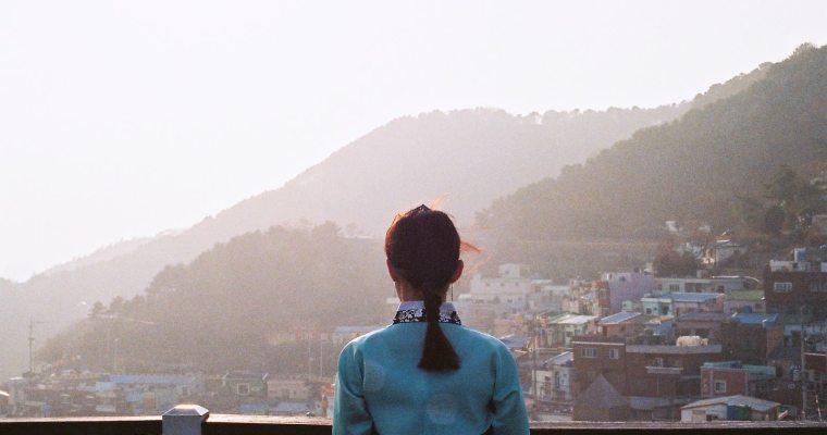 釜山旅行|在甘川文化村穿韓服,一定要體驗一次的特殊行程