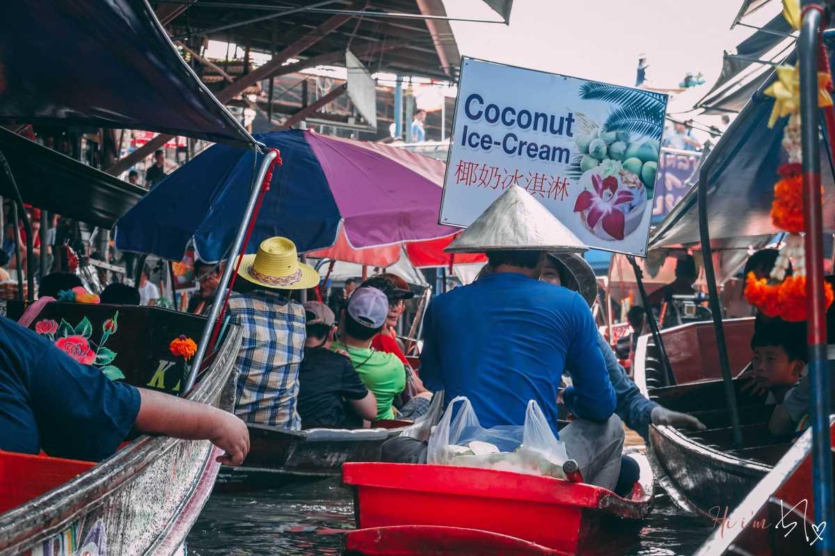 曼谷一日遊