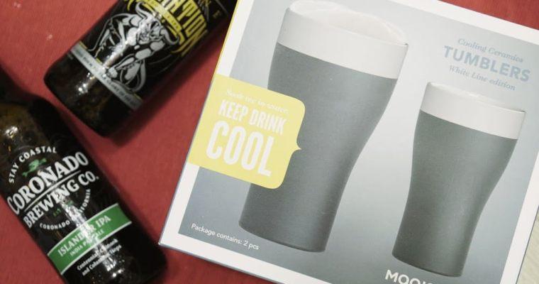 生活選物 別讓炎炎夏日壞了啤酒風味,芬蘭 Magisso Self-Cooling 啤酒專用杯讓啤酒保持低溫更好喝