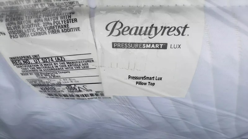 simmons beautyrest pressuresmart plush